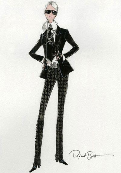 Компания Barbie выпустит куклу, чей образ основан на внешности Карла Лагерфельда