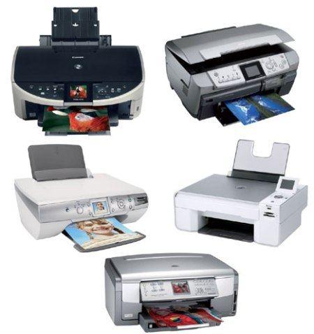 Многообразие принтеров