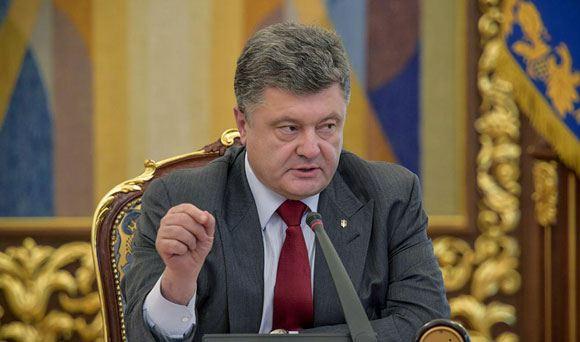 Порошенко намерен добиваться признания ДНР и ЛНР террористическими организациями