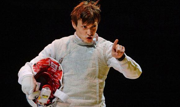 Россиянин Черемисинов завоевал золотую медаль на ЧМ по фехтованию