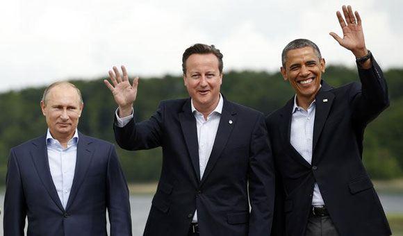 Великобритания призвала Запад занять жесткую позицию в отношении России