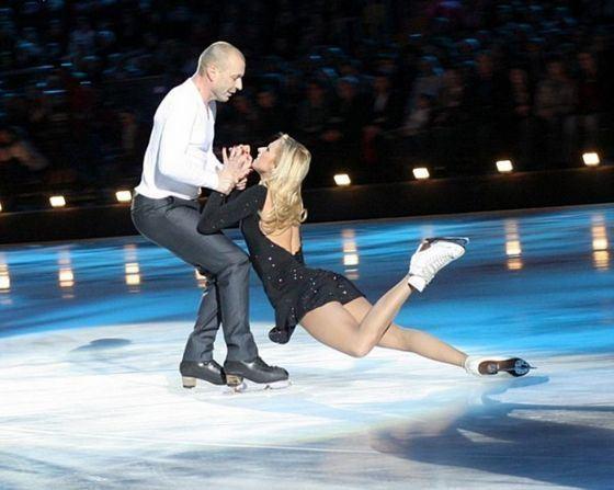 «Звезды на льду» показали зрителям новые грани талантов многих звезд