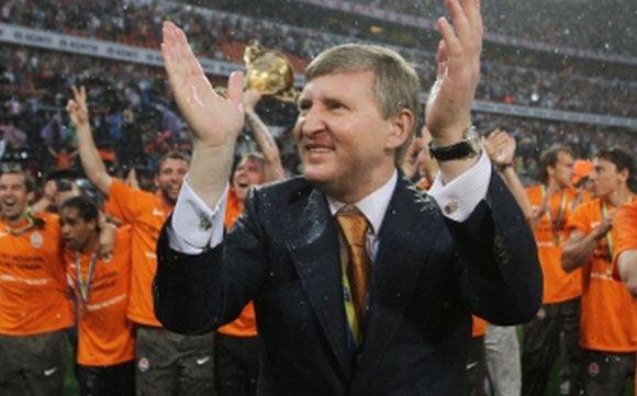 Ахметов заявил о том, что футболисты «Шахтера» вернутся в расположение команды