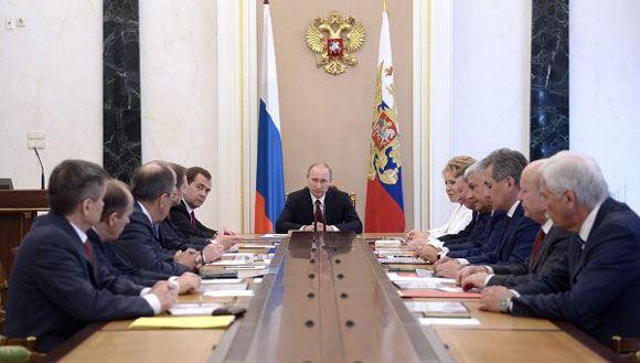 Путин проведет заседание Совбеза на тему суверенитета РФ