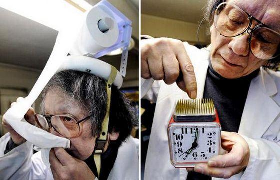 Будильник с иголками - одно из самых нелепых изобретений человечества