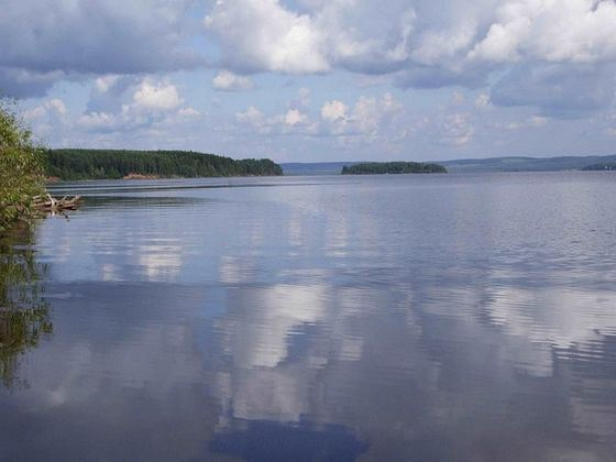 Кама входит в топ-5 широких рек России