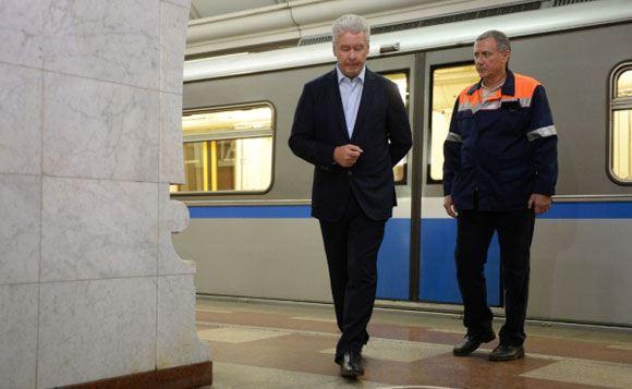 Сергей Собянин уволил главу московского метро