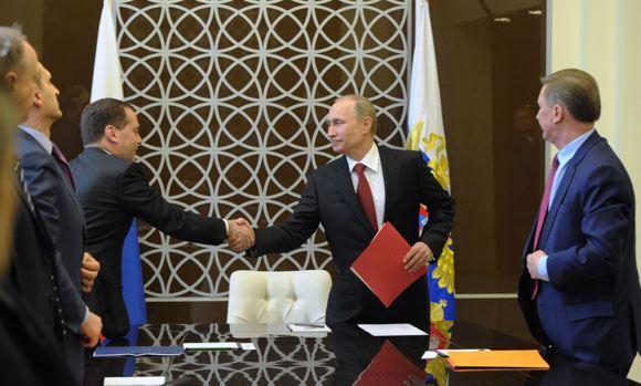 Владимир Путин пообещал сделать все возможное для расследования катастрофы на Украине