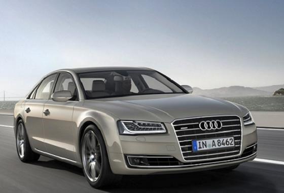 Audi A8 e-tron