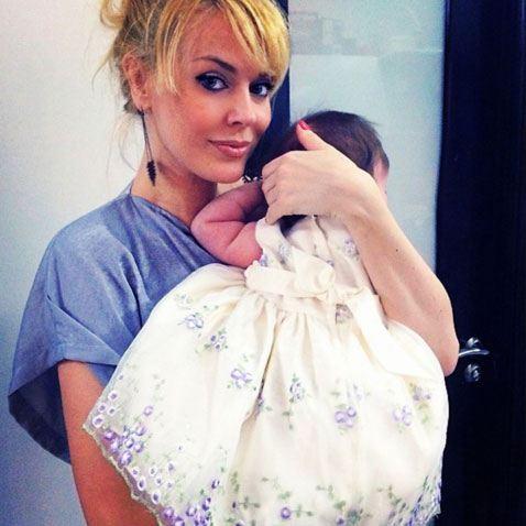 Таня Терешина высказалась против суррогатного материнства