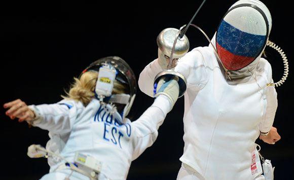 Шпажистки сборной России выиграли «золото» ЧМ по фехтованию