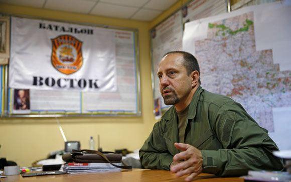 Один из командиров ДНР признал, что республика могла располагать российским комплексом «Бук»