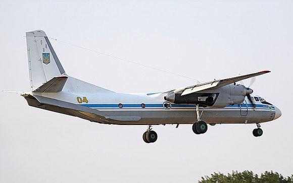 Украинский самолет вывез раненых солдат из Ростова