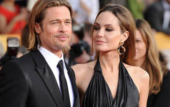Анджелина Джоли и Бред Питт поженятся, но пока только в кино