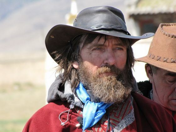 Fedor Konyukhov today, perhaps the most famous Russian traveler