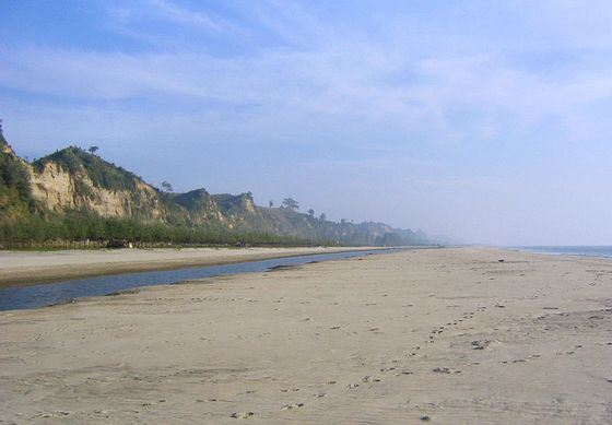 Cox's Bazar is the longest beach in the world