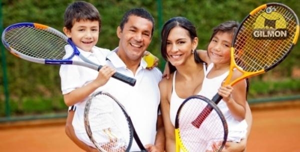 Теннис - спорт для любого возраста