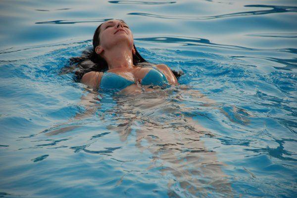 Плавать тоже может каждый