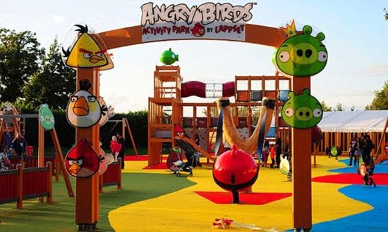 �������� �������� ��� ����� Angry Birds Activity ��������� 26 ����