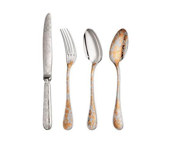Компания Christofle известна своей дорогой, качественной и красивой посудой
