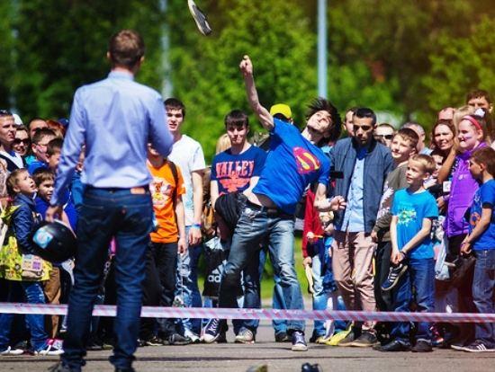 В Новокузнецке проведут Чемпионат по метанию обуви