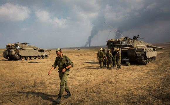Израиль на сутки продлил прекращение огня в Газе