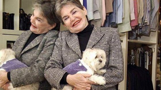 Леона Хелмсли завещала своей собачке Бедке 12 млн долларов