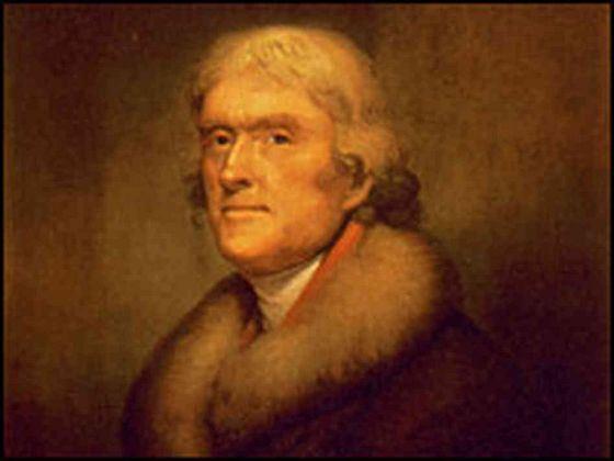 Томас Джефферсон раньше считался автором самого длинного завещания