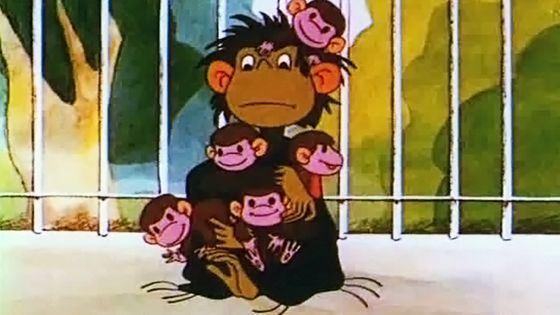«Осторожно, обезьянки» - один из лучших советских мультфильмов