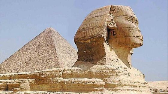 The pyramid of Cheops called the first wonder of the world