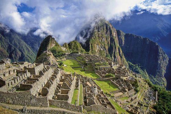 Мачу-Пикчу одна из самых интересных достопримечательностей в мире