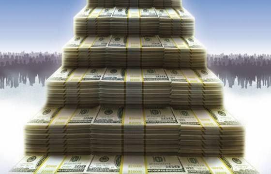 В Китае и Японии были свои финансовые пирамиды
