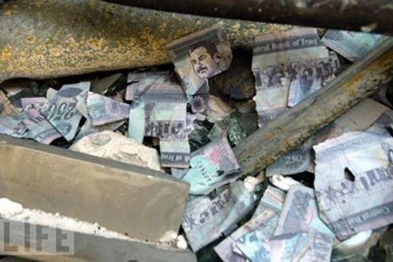 Ограбление Центрального Банка Ирака вызвало большой резонанс
