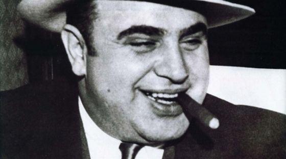 Аль Капоне, пожалуй, самый известный преступник