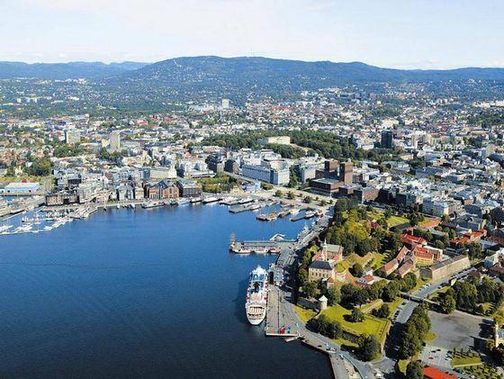 Осло - одна из самых северных столиц