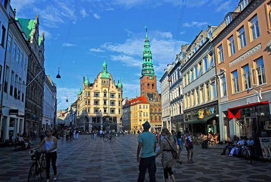 Копенгаген еще одна столица Северной Европы