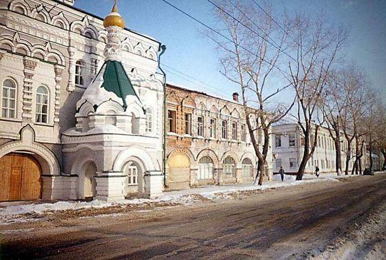 Архангельск называют культурной столицей русского севера