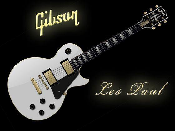 Гибсон серии Лес Пол одна из лучших электрогитар
