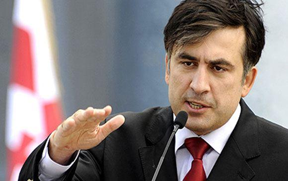 Михаила Саакашвили обвинили в превышении должностных полномочий
