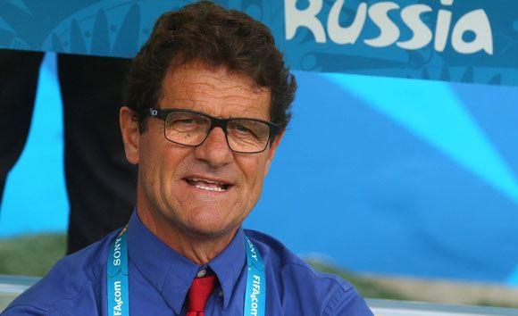 Фабио Капелло рассказал о причинах поражения сборной России на ЧМ