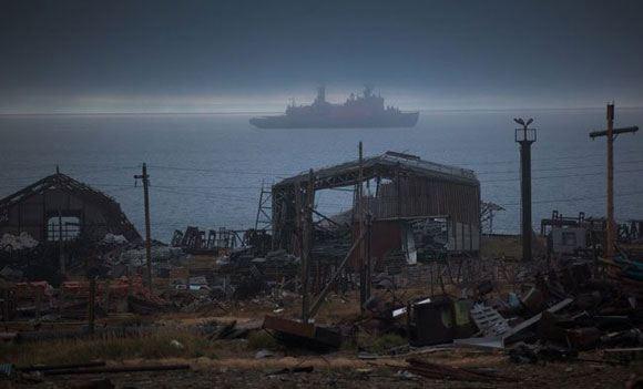 Пассажирам лайнера из Аляски запретили ступать на чукотскую землю