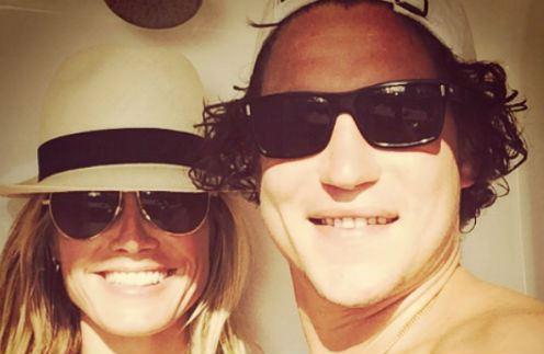 Хайди Клум опубликовала совместный снимок вместе со своим новым возлюбленным