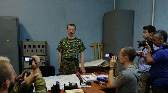 Игорь Стрелков издал указ, запрещающий его подчиненным употреблять матерные слова