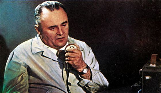 Academician Sergei Korolev is the most famous scientist who devoted himself to space and space technology.