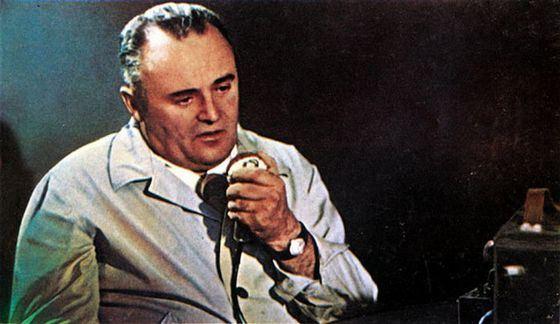 Академик Сергей Королев самый известный ученый, посвятивший себя космосу и космической технике