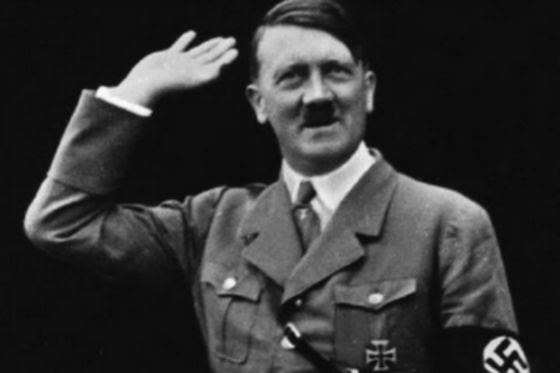 Adolf Hitler is a key figure in the modern history of mankind