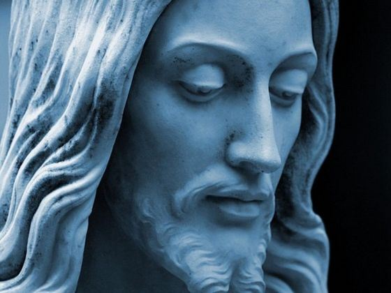 The most famous person in the world can be considered Jesus Christ, provided that he really existed