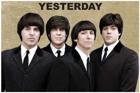 ����� Yesterday, �������, ����� ��������� ����� ���������� � ����