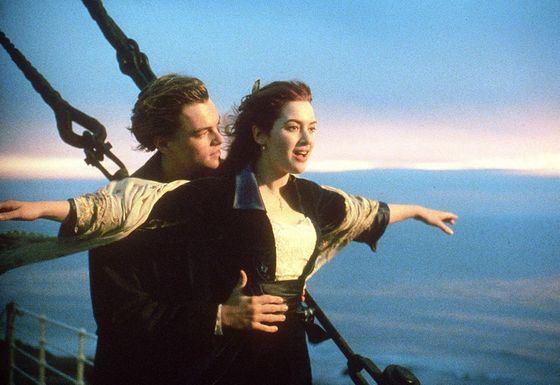 Фильм «Титаник» входит в ТОП самых кассовых фильмов