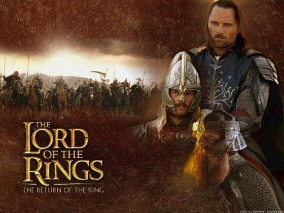«Властелин колец: Возвращение короля» тоже входит в рейтинг самых популярных кинокартин